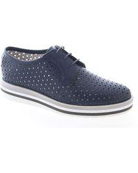 Pertini Lace up shoe - Blau