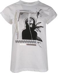 Rinascimento T-shirt - Wit