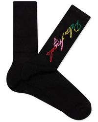 Palm Angels Socks - Schwarz