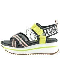 Pepe Jeans Calzado sandalia - Negro