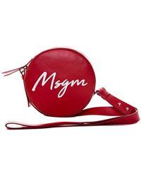 MSGM Bag - Rouge