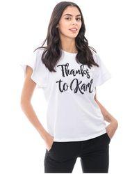 Liu Jo T-shirt - Wit