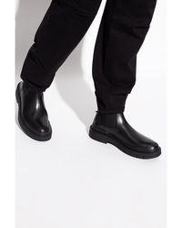 Ferragamo - Nantes boots Negro - Lyst