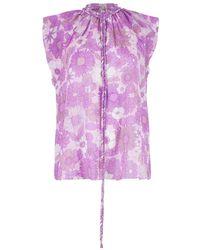 Antik Batik Blouse - Roze