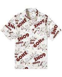 WOOD WOOD Thor Shirt - Blanc