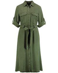 Taifun Dress - Groen