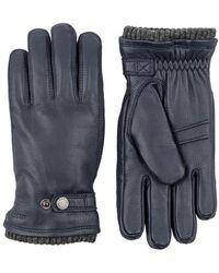 Hestra Des gants - Bleu