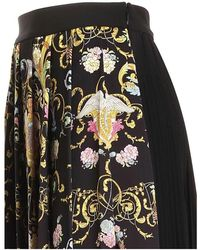 Versace Jeans Couture Skirt Negro