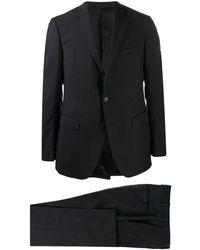 Lanvin Costume Half Canvas - Zwart