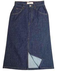 Jucca Skirt denim J3315005/10-999--28 Azul