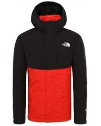 The North Face Chaqueta Mtn - Rood