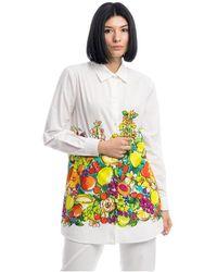 Boutique Moschino Camicia - Blanco