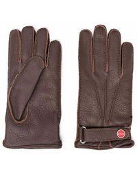 Kiton Gloves - Marrón