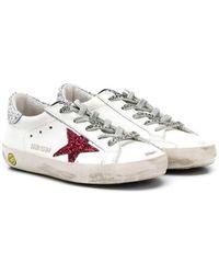 Golden Goose Deluxe Brand Sneakers - Wit