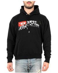 DIESEL Sweater - Zwart