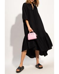 AMI Oversize dress Negro