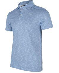 Cavallaro Napoli Bertoldo Polo Jersey 1601008-66000 - Blauw