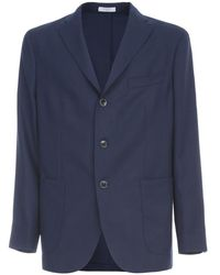 Boglioli Jacket opsak - Azul