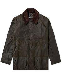 Barbour Beaufort Wax Jacket - Groen