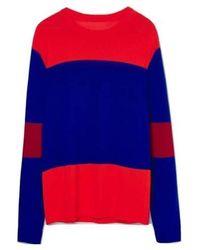 Loreak Mendian Sweatshirt - Blauw
