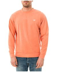 Obey Sweatshirt 112480024 - Oranje