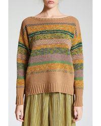 Maliparmi Sweater Marrón