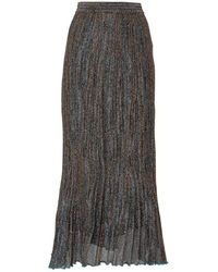 M Missoni Maxi Skirt - Noir
