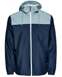 Only & Sons Jacke - Blauw