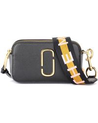 Marc Jacobs Shoulder Bag Snapshot - Zwart