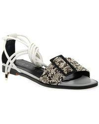 Vienty Sandals - Gris