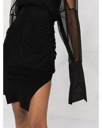 Rick Owens Skirt - Noir