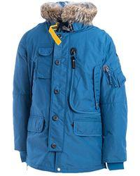Parajumpers Coat - Bleu