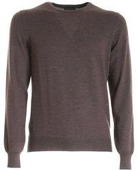 Paolo Fiorillo Capri Sweater 5518314265 186 - Braun