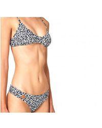 Sundek Bikini Mare Donna Vero Beach - Bianco