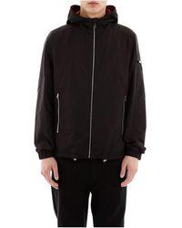 Prada Reversible Hooded Jacket - Zwart
