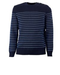 Saint James - Binic Sweater - Lyst