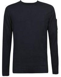 C.P. Company Sweater - Blauw