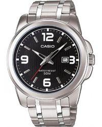 G-Shock Watch Ur - Mtp-1314d-1a - Grijs