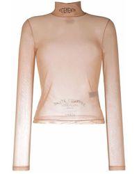 Vetements Shirt - Naturel