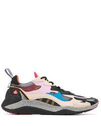 Alexander McQueen Daku 2.0 Sneakers - Roze