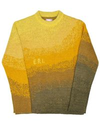 ERL Sweater - Giallo