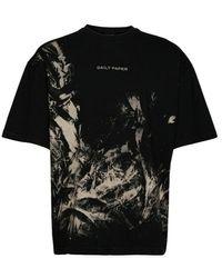 Daily Paper Lorin Ss T-shirt - Zwart
