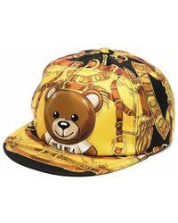 Moschino Hat - Geel