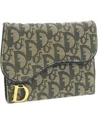 Dior Wallet - Bruin