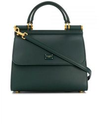Dolce & Gabbana Sicily Small Bag - Groen