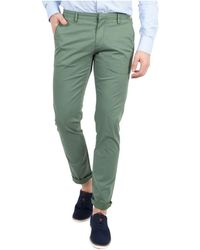 AT.P.CO Chino Trousers - Groen