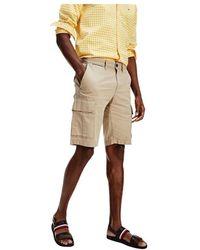 Tommy Hilfiger Cargo Shorts - Naturel