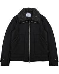 Dondup Woole Jacket - Zwart