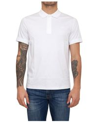 Mauro Grifoni Polo T-shirt - Wit