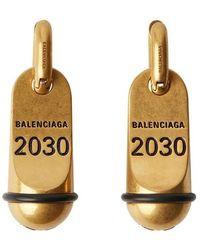 Balenciaga Earrings - Geel